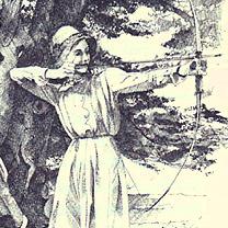 Archery, The Age of Innocence by Chris Duke