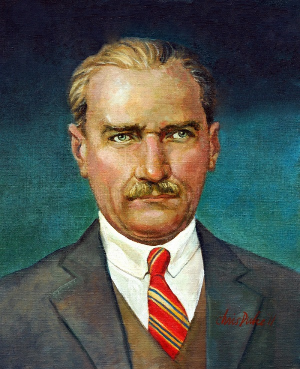 a biography of mustafa kemal atatrk As president for 15 years, until his death in 1938, mustafa kemal atat rk introduced a broad range of swift and sweeping reforms - in the political, social, legal, economic, and cultural spheres back to mustafa kemal ataturk home page.