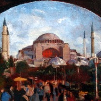 Hagia Sophia (Aya Sofya) by Chris Duke