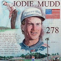 Jody Mudd by Chris Duke
