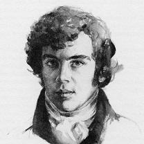 Mr. Darcy, Pride and Prejudice by Chris Duke