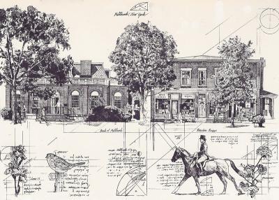 Millbrook Bank and Reardon Briggs by Chris Duke