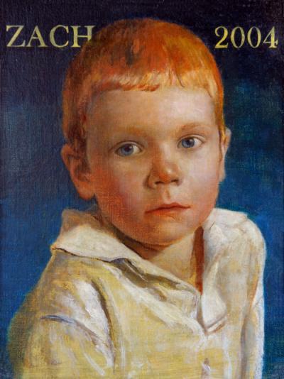 Zach in 2004 by Chris Duke
