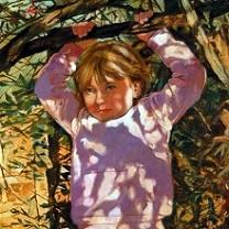 Allie at Four by Chris Duke