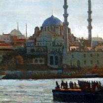 New Mosque (Yeni Cami) by Chris Duke