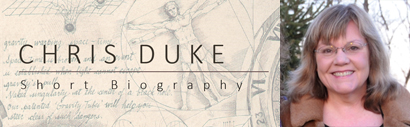 Short Biography - Chris Duke